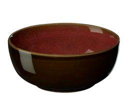 ASA Selection Schaal Kolibri Rusty Red Ø 13 cm
