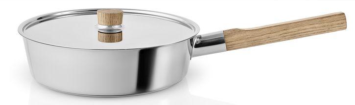 Eva Solo Nordic Kitchen hapjespan ø 24 cm - RVS