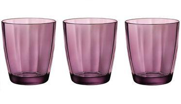 Bormioli Glazen Pulsar Roze