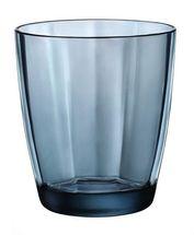 Bormioli Glas Pulsar Blauw