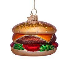 Vondels Kerstboom Decoratie Hamburger