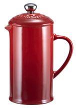 Le Creuset koffiepot kersenrood 0.8 liter