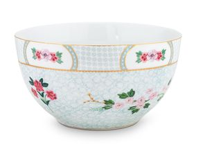Pip Studio Blushing Birds bowl ø 18cm - wit