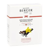 Maison Berger autoparfum Vanilla Gourmet
