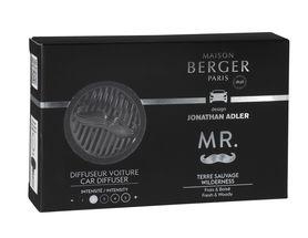 Maison Berger Autoparfumset Jonathan Adler Mr. Terre Sauvage