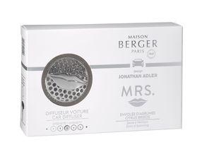 Maison Berger Autoparfumset Jonathan Adler Mrs. Envolée d'Agrumes