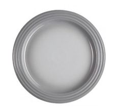 Le Creuset ontbijtbord grijs Ø 22 cm