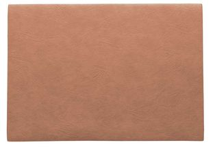 ASA Selection Placemat Leer Coral 33 x 46 cm