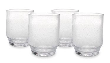 Salt & Peper Glazen 34 cl - 4 Stuks