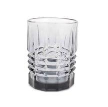 Salt & Pepper whiskyglas Victoria rechthoek grijs