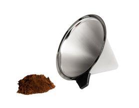 Jay Hill Koffie Theefilter RVS