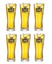 Apple Bandit Bierglazen
