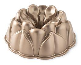 Nordic Ware Tulband Bakvorm Magnolia Bundt Pan Koper