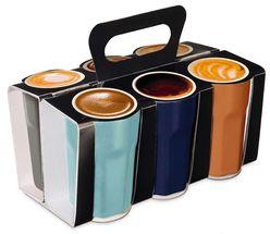 ASA Espresso Kopjes Crazy Mugs