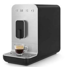 SMEG Koffiebonen Machine Zwart BCC01BLEU
