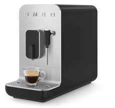 SMEG Koffiebonen Machine Zwart BCC02BLMEU