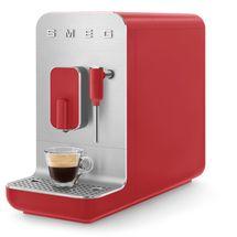 SMEG Koffiebonen Machine Rood BCC02RDMEU