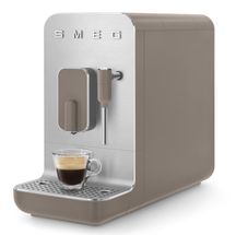 SMEG Koffiebonen Machine Taupe BCC02MEU