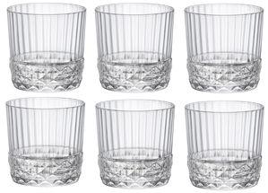 Bormioli Whiskyglas 300ml 6