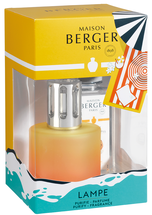 Lampe Berger giftset Blissful oranje