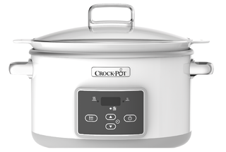 Crock-Pot Slowcooker Duraceramic Saute Slow Wit 5 Liter