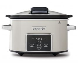 Crockpot Slowcooker Digitale 3.5 Liter