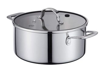 MasterChef Tri-Ply Casserole Pan 24 cm