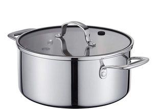 MasterChef Tri-Ply Casserole Pan 20cm
