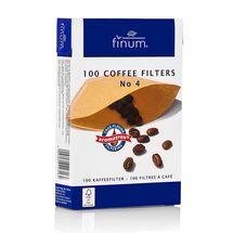 Finum Koffiefilter - 100 Stuks