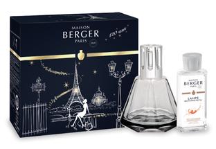 Lampe Berger giftset Gem zwart
