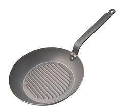 deBuyer Carbon Plus Grillpan 26 CM