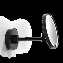 Decor Walther Just look WD wand make-up spiegel - mat zwart
