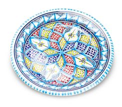 Dishes_Deco_Dessertbord_Turquoise_Blue_20_cm1