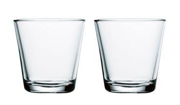 Iittala Kartio glas 21cl helder - 2 stuks