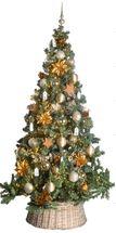 Kerstboom Koper Goud