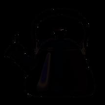 Le Creuset Fluitketel Kone Zwart