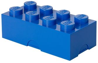 LegosteenLunchboxBlauw