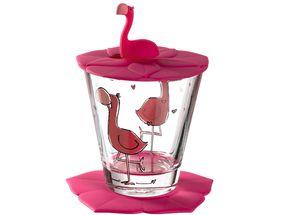 Leonardo Drinkbekerset Bambini Flamingo 3-Delig
