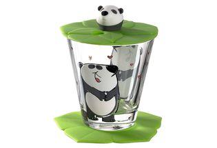 Leonardo Drinkbekerset Bambini Panda 3-Delig