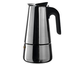 Leonardo Percolator Caffè Per Me Zwart 0.3 Liter