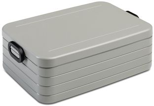 Mepal_Lunchbox_XL_Zilver