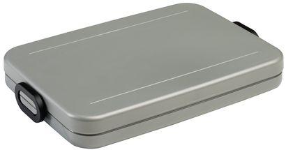 Mepal_Lunchbox_Flat_Zilver