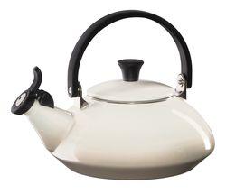 Le Creuset Fluitketel Zen Meringue 1.5 Liter