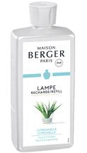 Lampe Berger navulling Citronella 500 ml