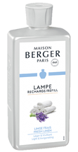 Lampe Berger navulling Fresh Linen 500 ml