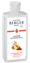 Lampe Berger navulling Sweet Pear 500 ml