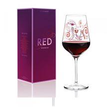 Ritzenhoff Rode Wijnglas Shalev