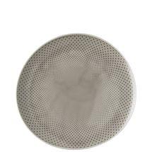 Rosenthal Junto dinerbord ø 27cm - pearl grey - relief
