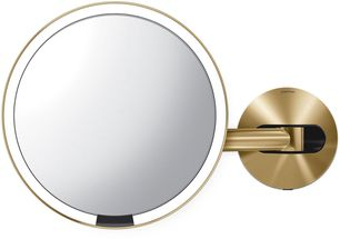 Simplehuman Sensor make up spiegel - Brons - netstroom
