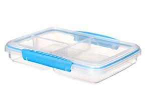 Sistema Lunchbox Blauw met 2 Compartementen (1)